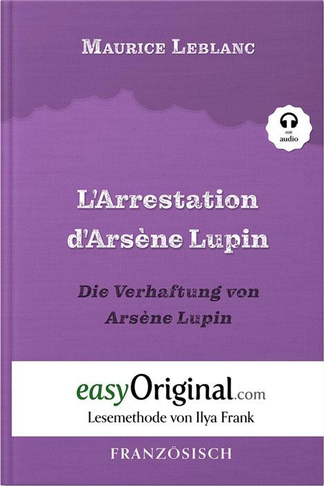 L'arrestation d'Arsene Lupin_cover